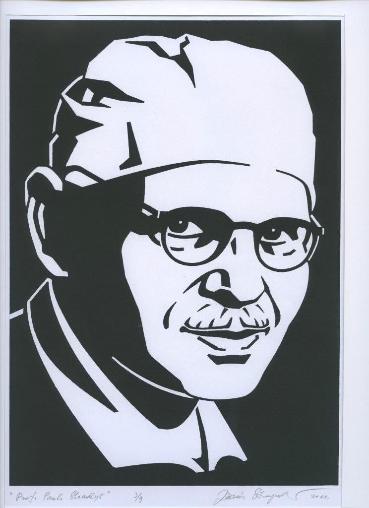 Profesors Pauls Stradiņš /1896 - 1958/