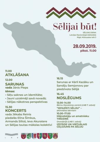 Sēlijas diena Rīgā