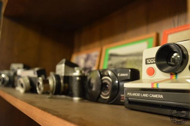 M. Buclera fotogrāfijas kabinets / M. Buclers cabinet of photography