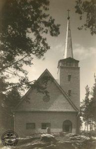Viesītes luterāņu baznīca