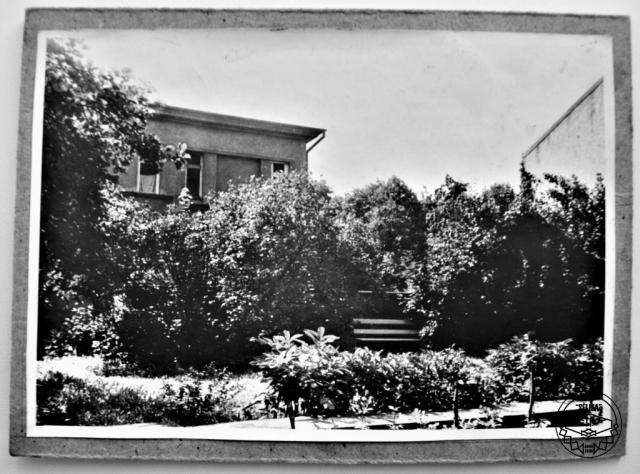 """Stradiņu dzimtas savrupmāja. Foto: muzeja """"Sēlija""""."""