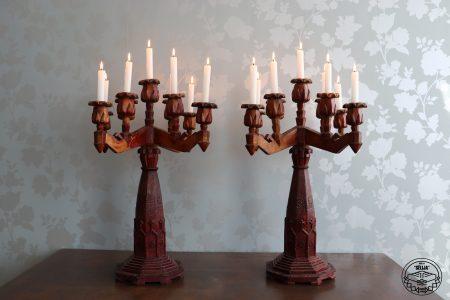 Augusta Heidera svečturi